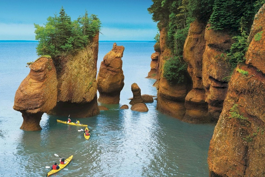 Nova Scotia Adventure tours